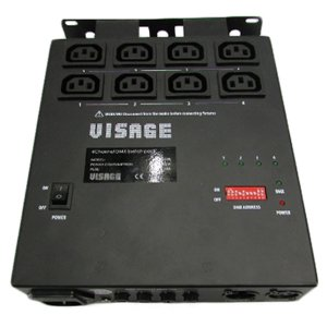 +50096 Switch Pack 4 Channel Front