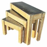 +FUR019A Nest Metal-Wood Tables (640x480)