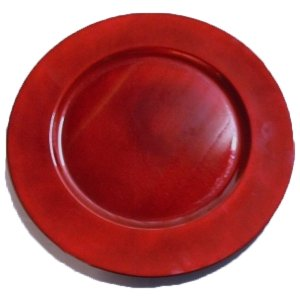 +CAT203 Plate Dark Red