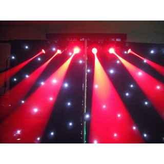 +40005 LED Pinspot Bar RGB Effect 2