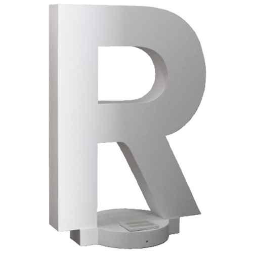 +LET001R Giant Letter R