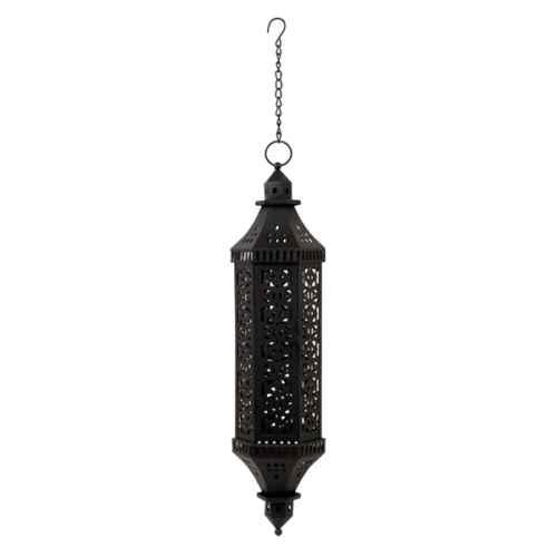+MOR312A Kasbah Hanging Lantern 55cm