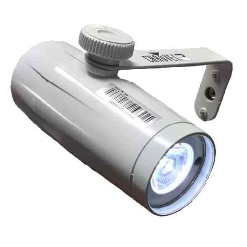 +40003 Battery Pinspot White IRC