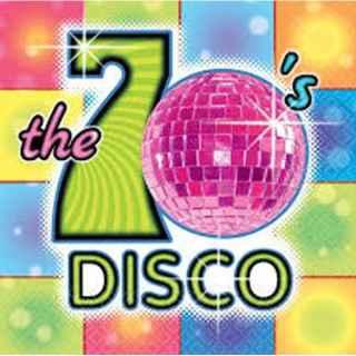 +SEV105 70's Disco Sign
