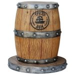 FUR361 Barrel Stool