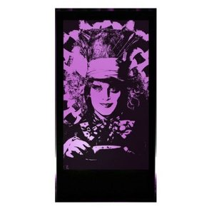 +ALI108 Mad Hatter from Movie Silhouette