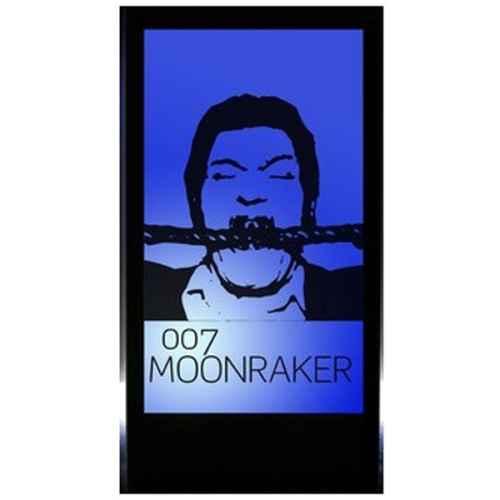 +BON108 Moonraker Silhouette