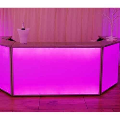 +BAR155L Portabar  5 Bay LED