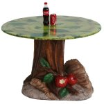 +FUR061 Tree Trunk with Apple Table (539x524)