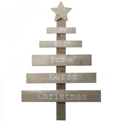 +CHR312B.7 We Wish You a Merry Christmas Tree