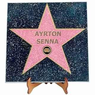 +GRP215 Hall of Fame F1 Ayrton Senna