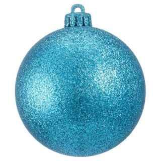 +CHR335XT.G Bauble Turquoise Glitter