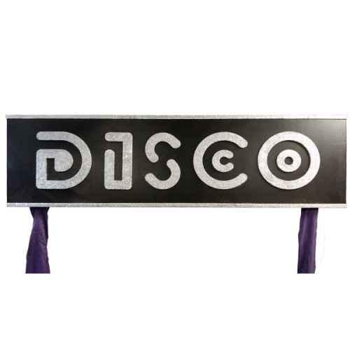 +SEV202 DISCO sign entrance