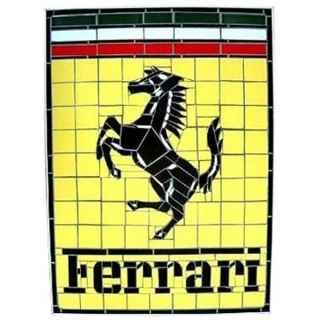 +GRP221 Ferrari Mosaic Wallmount