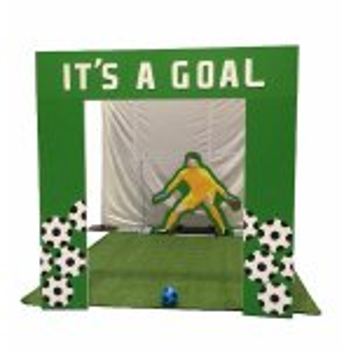 +FOO400 Its A Goal Game cw grass