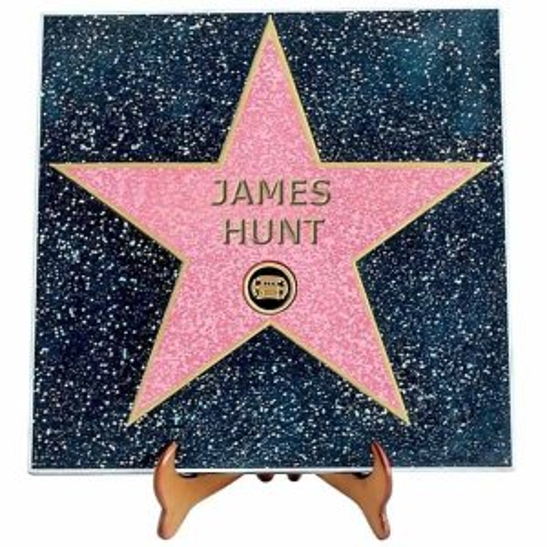 +GRP216 Hall of Fame F1 James Hunt