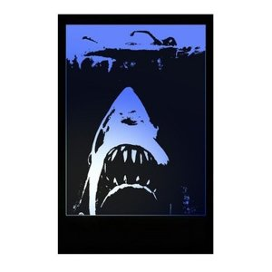 +HOL161 Jaws Silhouette