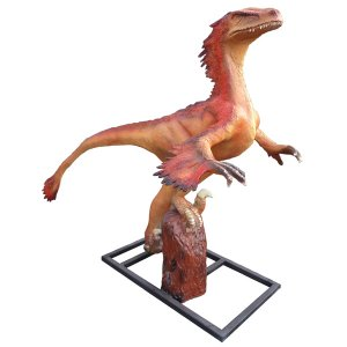 +PRE206 Deinonychus Dinosaur Model