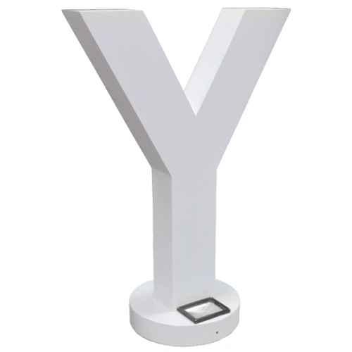+LET001Y Giant Letter Y