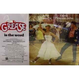 +HOL351 Grease Poster Landscape