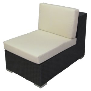 FUR432 Rattan Sofa Middle Section