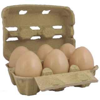 CAT275 Box of six Eggs