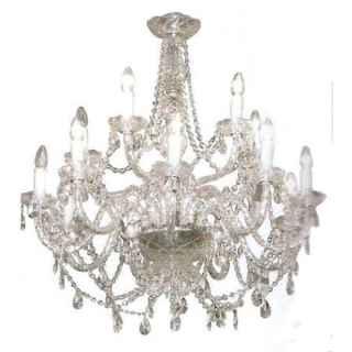 +CHA014C Chandelier 14 lamp