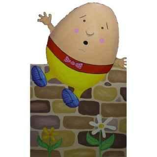 +CHD106 Humpty Dumpty Flat