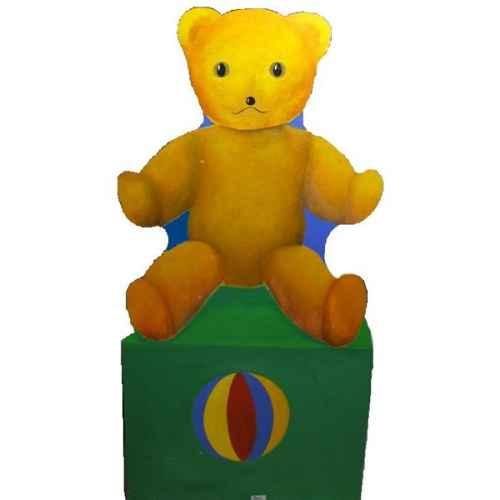 +CHD109 Little Ted Flat