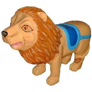 +CHD214 3D Lion