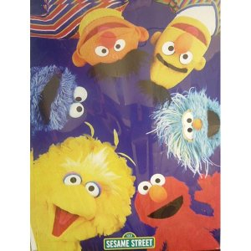 +CHD325A Sesame Street Poster