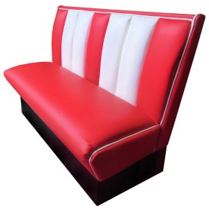 +FUR468 Red and White Seat_b