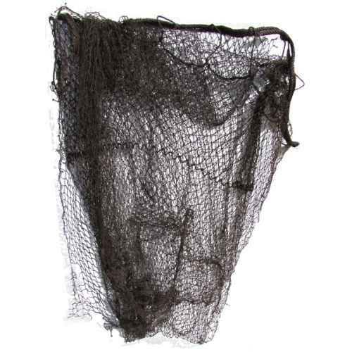 +YAC111A Dark brown fishing net