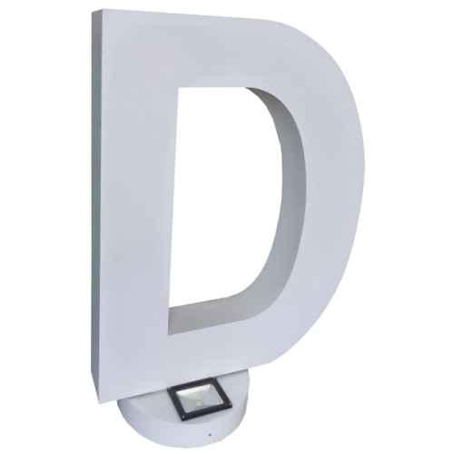 +LET001D Letter D