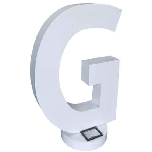 +LET001G Letter G