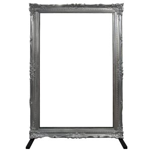 +ART204S Giant Silver Picture Frame