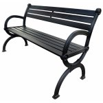 +FUR575 Park Bench Traditional