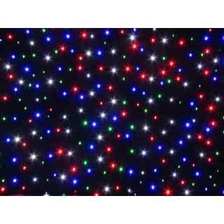STA007RGB Starcloth Curtain 6m x 4m