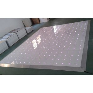 RGB dancefloor white
