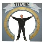 +TIT203 Titanic Porthole Entrance with staff