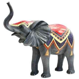 +JUN214D Baby Circus Elephant