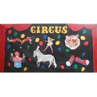 +CIR001 Backdrop 6mx3m Circus Montage 1