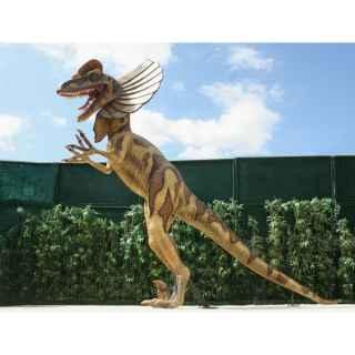 +PRE209 Dilophosaurus Adult in situ