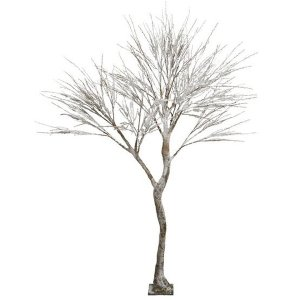 +PLA025A+PLA029F Frosted Tree