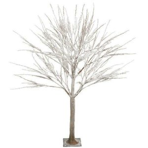 +PLA025B+PLA029F Tabletop Frosted Tree 1