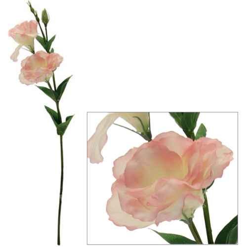 PLA120P Pink Lisianthus stem 62cm
