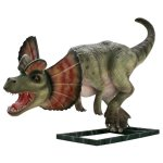 +PRE209.1 Dilophosaurus small running