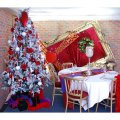 Christmas Romance Tree with chaise longue
