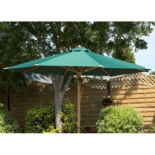 FUR830G Garden Parasol Green
