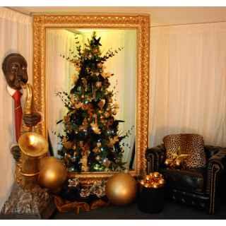 Black & Gold Tree